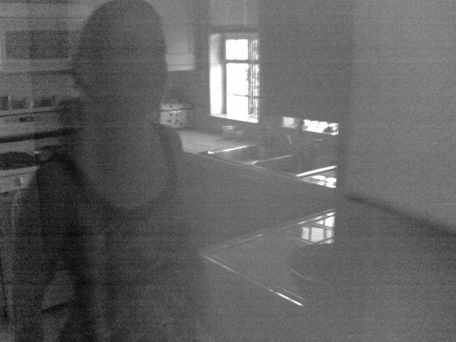kitchen apparition. 2006