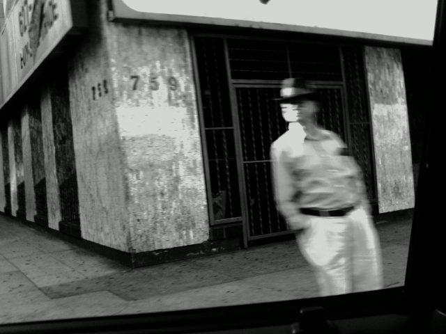 Laid-back. Los Angeles 2006