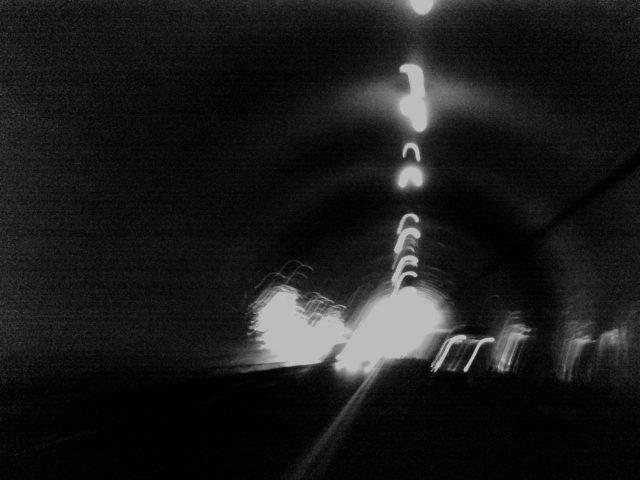 2nd street tunnel los angeles 2005