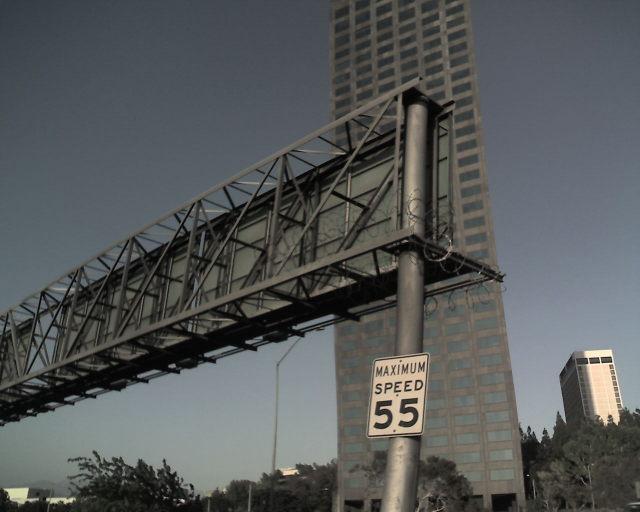 Hollywood Freeway At NBC Universal