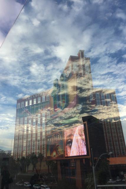 Treasure Island Illusion Las Vegas