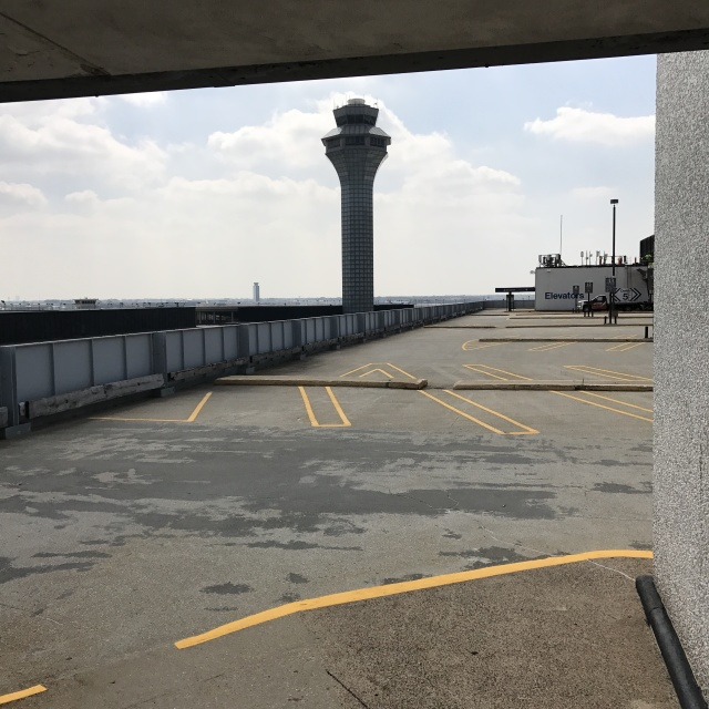 Air Control Tower Chicago O'Hare