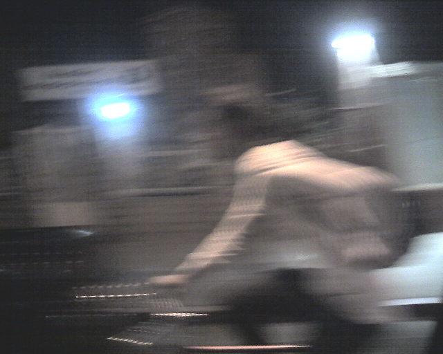 Night Cycling. 2007