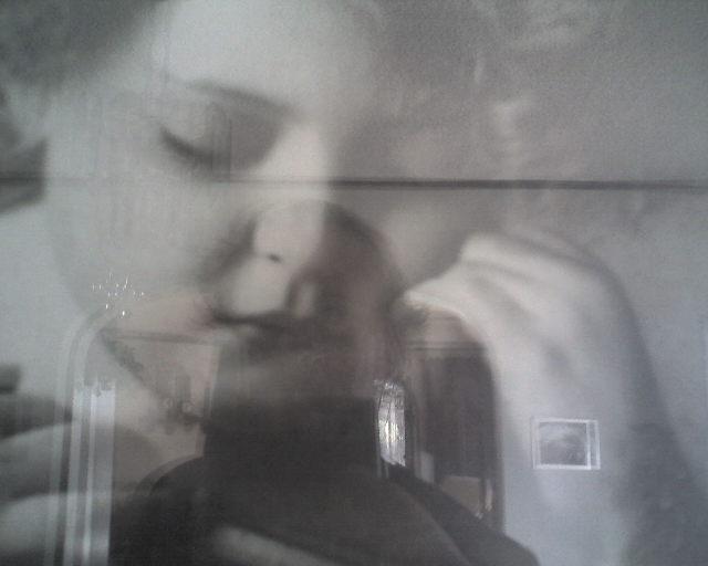 Cherub Self Portrait. 2008